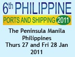 6th Philippine Ports and Shipping 2011