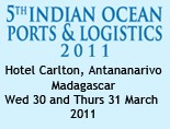 5th Indian Ocean Ports and Logistics 2011