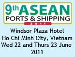 9th ASEAN Ports and Shipping 2011