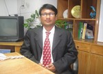 Interview with Mr. ACHARJEE, Assistant General Manager of THE ORIENT CONTAINER LINES LTD.