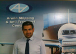 Interview with Mr. Reza Hosseini, Co-ordinator of Armin Shipping & International Transport Company